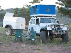 Why Buy A Rooftop Tent?