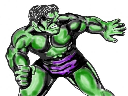 Jolly Green Goliath