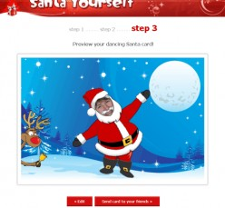 How to Santa Yourself