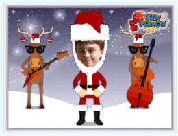 Santa Yourself at Fun Punch