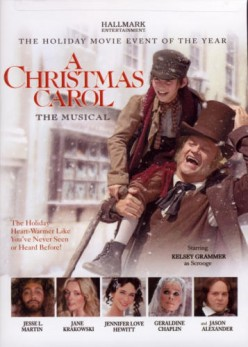 A Christmas Carol: The Musical - Film Review