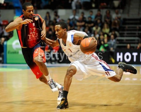 Jennings Crossing Up a European Player