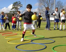 Sports Coaching In Schools