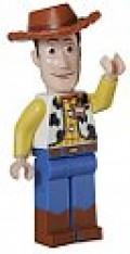 Woody minifigure