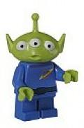 Little Green Man minifigure