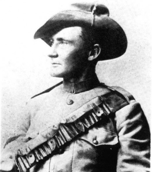 Harry 'Breaker' Morant