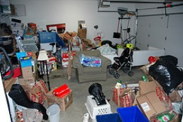 Garages in Chaos