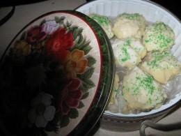 Ricotta Cookies