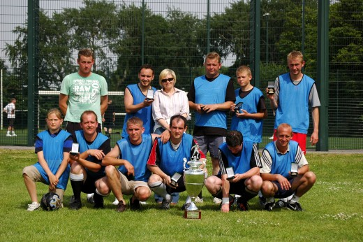Winners of the tournament, Polish Team