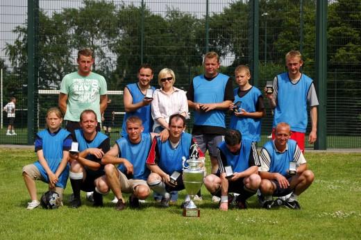 Winners of the tournament, Polish Team