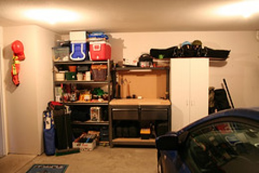 A Super-Organized Garage!