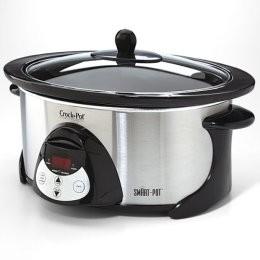 A Crock-Pot Slow Cooker