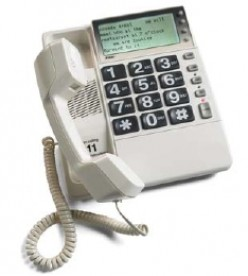 Free Government Captel Phones for the Hearing Impaired