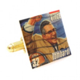 Photo of Lombardi cuff link