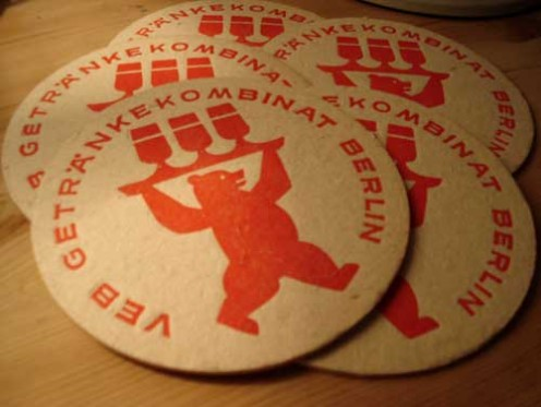 Old Beer Mats