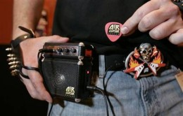 A Hard-Core Guitar Hero Fan