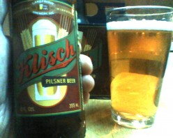 Still Possibly My Favorite Microbrew: Klisch Pilsner From Milwaukee's Lakefront Brewery