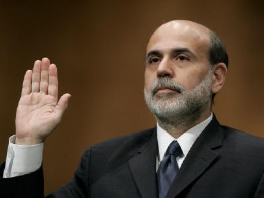 It's not exactly the Hypocritical Oath to Do No Harm Bernanke is Taking