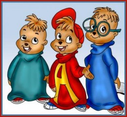 A Chipmunks Christmas
