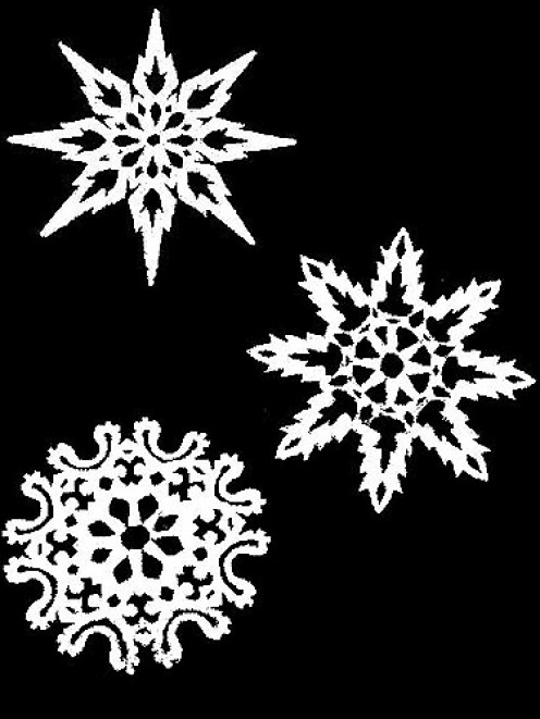 A few of my favorite Snowflakes