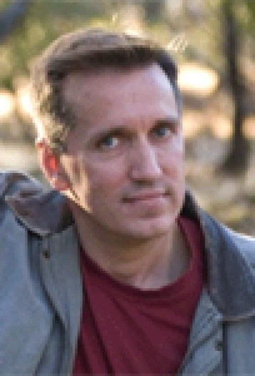 James Rollins, the Author of the Sigma Force Series of Novels