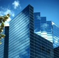 Double Glass Walls in Architecture