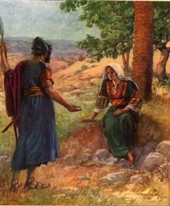 Woman as Wisdom : Maturity in the Old Testament