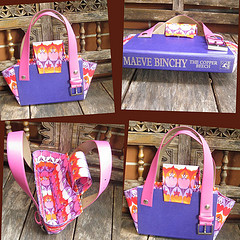 Book Bag, constant Advertising for Maeve Binchy      ................All photos courtesy of Flickr