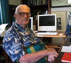 Clarke in 2005