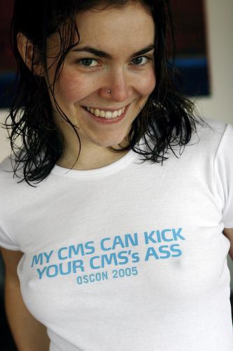 Miss Drupal 2005