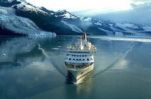 Alaskan or Fjiord Cruise