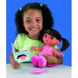 Fisher Price Sleepy Dreams Dora Explorer Doll