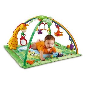 Baby play Gym from Fisher Price