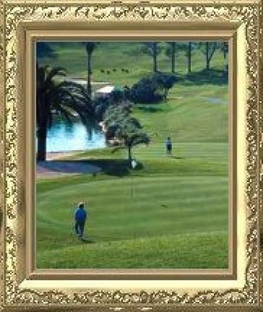 Golf Courses Abound All Around Orlando