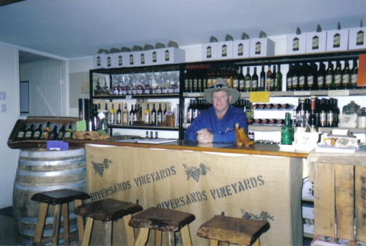 Riversands Wine Cellar
