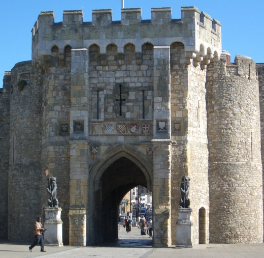 Southampton Town Walls