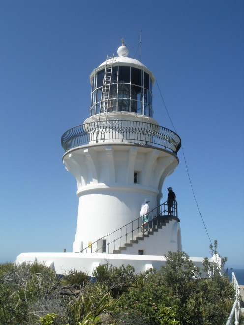 Sugarloaf Point Lighthouse