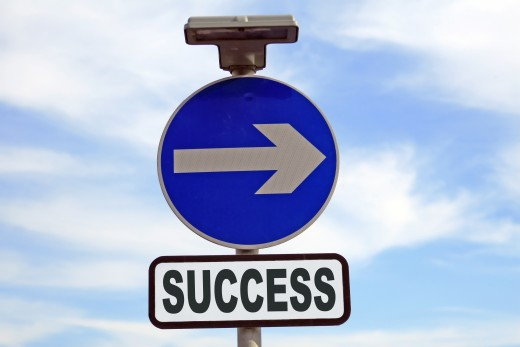 True success is not always publicized.  Look carefully at the signs.