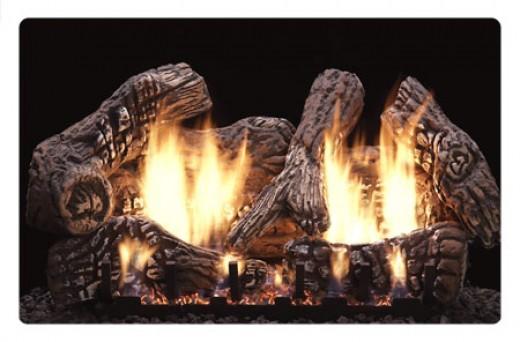 Ventless Gas Logs