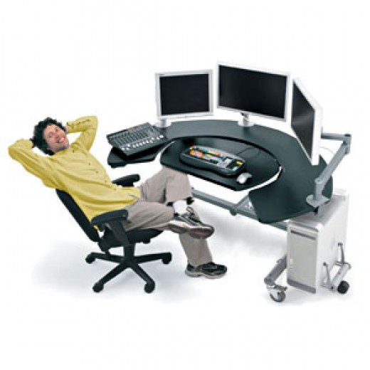 Build Amazing Expandable Office Environments with Anthrocart Modular Office Furniture