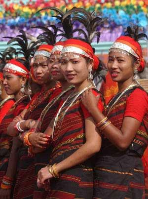 Bangladeshi Dancers