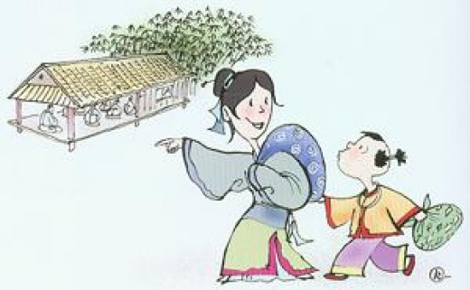 Mencius' Mother