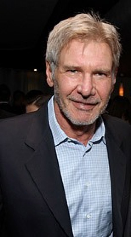 Harrison Ford Photo: Gavatron