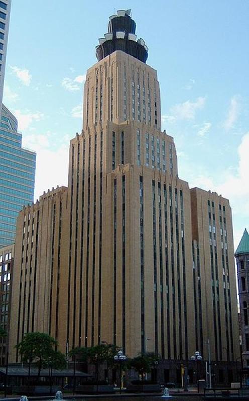 Qwest Building, Minneapolis