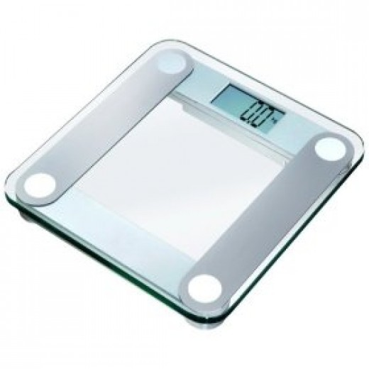Digital bathroom scales from EatSmart