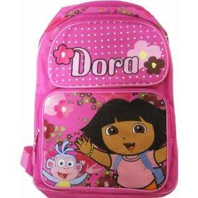 Dora Explorer school backpack