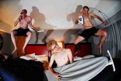 Bed Jumping: The New Craze That's Sweeping the World!