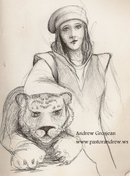 by Andrew Grosjean  www.pastorandrew.ws