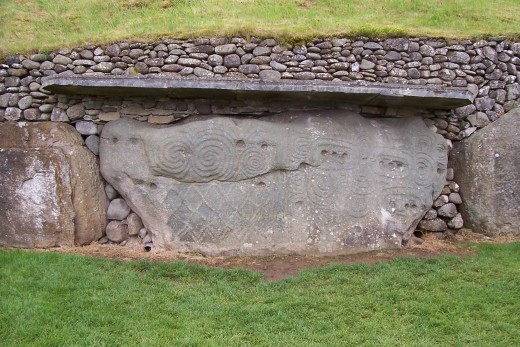Megalithic Art 5,000 years old