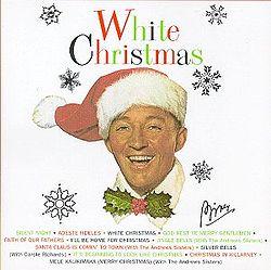 Bing Crosby album cover. Public Domain